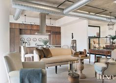 Practical Space: Washington, D.C. Loft Maximizes Every Inch