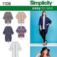 Simplicity 1108 - Kimono
