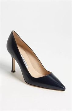 Manolo Blahnik 'BB' Pump - product summary - Bing Shopping