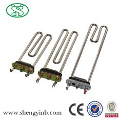 washing machine heating element in different length and shape Any interest please contact me by email: sales9@microwarm.com.cn