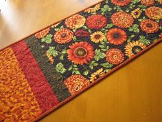 Handmade Quilts, Table Runners, Table Toppers by PatchworkMountain ...