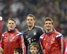 This three always line up together. #FCBS04 #03.02.15