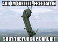 Shut the fuck up Carl