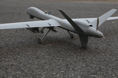 3D Printed Predator Drone Is Scary, But Harmless [The Future of Drones: http://futuristicnews.com/tag/drone/]