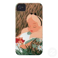 Alice in Wonderland Sleeping iPhone 4 Cover
