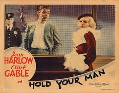 Lobby Card from the film Hold Your Man
