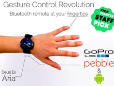 Aria is a #gesture #control system enables hands-free #smartwatch #interaction https://www.kickstarter.com/projects/belfio/deus-ex-aria-the-evolution-of-smartwatch-control by #DPCritic