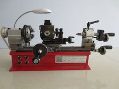 NEW-220V-4-Jaw-Chuck-Dual-Motor-Desktop-Mini-Lathe-Bead-Lathe-Machine-50-2500RPM