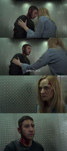 """#Marvel #ThePunisher #netflix 1x10 """"Virtue of the Vicious"""""""
