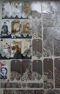Sue Brown Printmaker: ENAMEL GALLERY