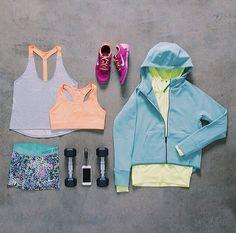 teenshealthandfitness:  Love this gear!