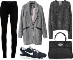 wantings by nannanova featuring a grey coat
