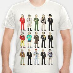 BILL MURRAY shirt. Nuff said.