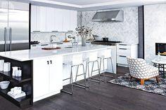 Erin McLaughlin's stunning kitchen renovation