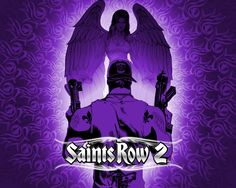 Saint's Row 2. I can't wait 'til I get a new, better computer so I can actually finish this game and play The Third and IV....