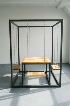 50 Amazing DIY Projects Pallet Swings Design Ideas 31 – Home Design Diy Welding, Metal Welding, Welding Projects, Diy Projects, Welding Tools, Diy Tools, Blacksmith Projects, Woodworking Projects, Steel Furniture