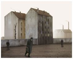 Paolo Ventura - Photographers - Fine Arts Personal Projects - Behind The Walls | Michele Filomeno