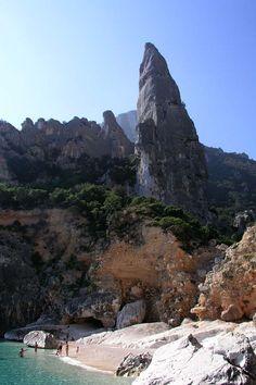 Cala Goloritze - Bergwanderung von der Golgo-Hochfläche auf Sardinien