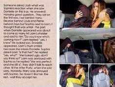 I really don't like Sophia #sorrynotsorry
