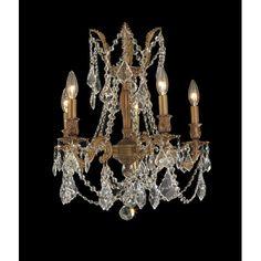 Found it at Wayfair - Windsor 5 Light Crystal Chandelier