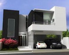 Resultado de imagen para fachadas de casas bonitas e baratas-pesquisa google