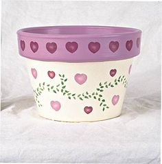 My Hearts Divine. Fill with candies and give to your gardening sweetheart!
