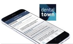 The free Dentaltown app has 4,320,039 posts on the message boards from 215,721 dentists, 370 online CE courses, & 5345 free classified ads.