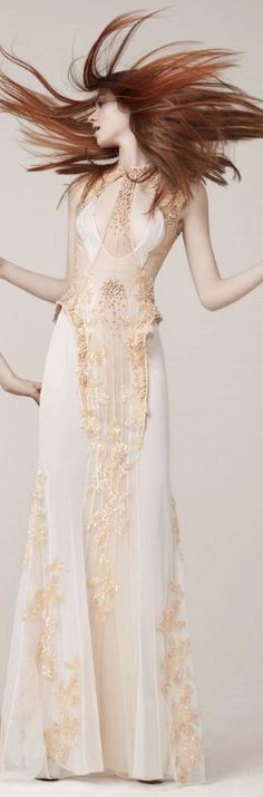 Basil Soda Couture Spring Summer 2013