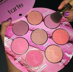tarte blush palette