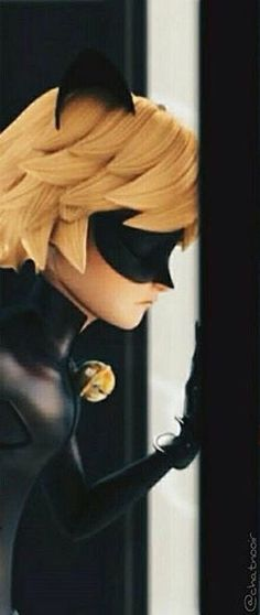 Cat Noir// Adrien Agreste