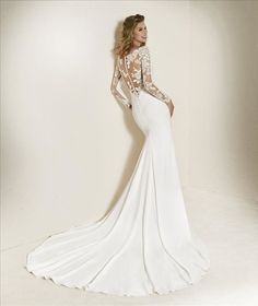 PRONOVIAS ~ CHAIMA