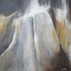 Acrylic on canvas. 90x90 cm.