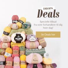 Crochet Jacket Pattern, Knitted Mittens Pattern, Knitted Doll Patterns, Crochet Flower Patterns, Baby Knitting Patterns Free Newborn, Beginner Knitting Patterns, Easy Sewing Patterns, Hand Knitting, Drops Design