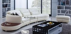 Sofa Minimalis Aloysius Furniture Surabaya