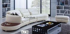 Sofa Minimalis Aloysius Furniture Surabaya