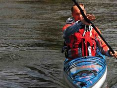 Paddle Forward, Faster Kayak Technique: Go further, faster & straighter with these tips