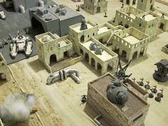 Tatooine Table