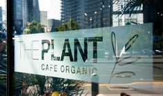 The Plant | Cafe Organic