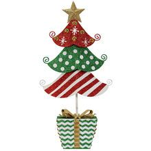 Peppermint Lane 'Tis The Season...' Tabletop Christmas Tree By ...