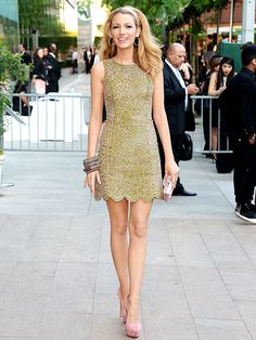 Blake Lively Wins This Week's Best Dressed Title With a Look Straight Out of 1968   People.com