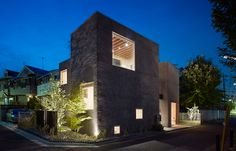 Ogikubo House by MDS