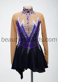 Custom Leotards, Figure Skating Outfits, Anna Dress, Rhythmic Gymnastics Leotards, Dress Making, Skate, Ready To Wear, Chiffon, Competition