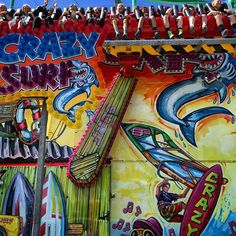 #CrazySurf back in action!!! Have fun!! -ds http://beachboardwalk.com/rides