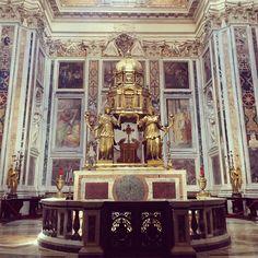 Basilica di Santa Maria Maggiore in Roma, Lazio