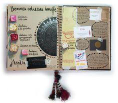 Stéphanie Ledoux - Carnets de voyage: Carnet de voyage à Istanbul