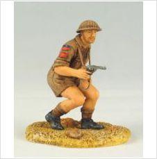 CORGI FORWARD MARCH 1.32 SCALE HEROES CHARLES HAZLTT UPHAM 1908-1994 £9.99+FREE POSTAGE 807903591723 on eBid United Kingdom