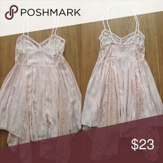 Love Culture light pink dress Lacey pink dress. Good for outings like the beach or park :) Love Culture Dresses