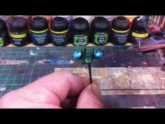 (24) How to Paint OSL on Space Marine Jump Packs Warhammer 40k - YouTube