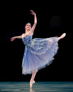 Laura Tisserand, principal dancer with Seattle's Pacific Northwest Ballet (PNB), will perform the role of Princess Au. Ballet Images, Ballet Pictures, Dance Pictures, Tutu Ballet, Ballet Dancers, Tumblr Ballet, Pacific Northwest Ballet, Ballet Russe, Ballet Costumes