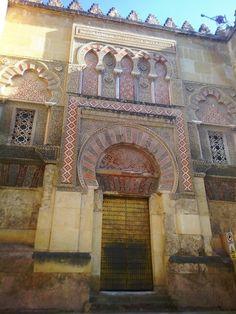 La Mezquita de Cordoba (España)